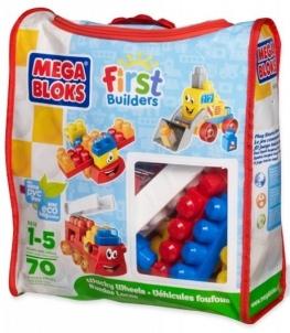 Blokai Mega bloks 6636 First Builders Kaladėlės ir statybos žaislai