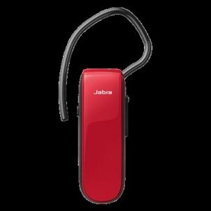 Bluetooth ausinė Jabra Classic Red Laisvų rankų įranga
