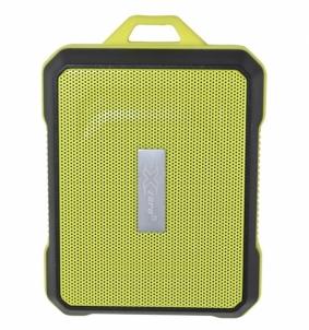 Bluetooth garsiakalbis X-ZERO X-S1821BY 3W, geltonas