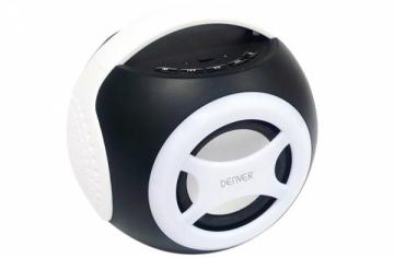 Bluetooth kolonėlės Denver BTS-90C   baltos Nešiojamos garso kolonėlės