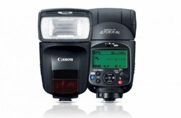 Blykstė Canon Speedlite 470EX Blykstės