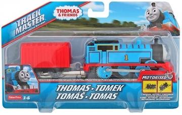 BML06 / BML85 / BMK87 Thomas&Friends Базовый паровозик Томас, цвет: синий, красный MATTE Railway children