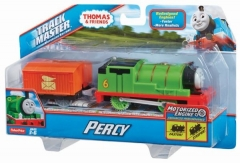 Traukinukas BML07 / BMK85 / BMK87 Thomas & Friends PERCY, TrackMaster FISHER-PRICE