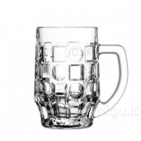 Bokalas alui 500 ml ZB03-400 Glass