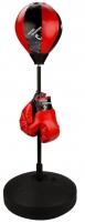 Bokso kriaušė su stovu ir pirštinėmis 41BE Boxing bags
