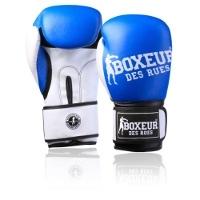 Bokso pirštinės BOXEUR BXT-5124, mėlynos Bokso pirštinės