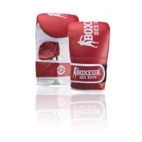 Bokso pirštinės BOXEUR BXT-5140, raudonos Bokso pirštinės