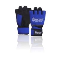 Bokso pirštinės BOXEUR BXT-5142, mėlynos Boxing gloves
