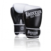 Bokso pirštinės BOXEUR BXT-5208, juodos