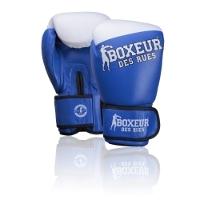 Bokso pirštinės BOXEUR BXT-5208, mėlynos