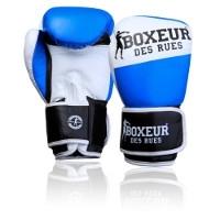 Bokso pirštinės BOXEUR BXT-591, mėlynos Boxing gloves