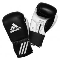 Bokso pirštinės Performer 16oz black/wht 16 Boxing gloves