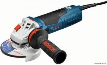BOSCH GWS 15-125 CIE Professional Elektrinis kampinis šlifuoklis