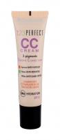 BOURJOIS Paris 123 Perfect CC Cream Cosmetic 30ml 32 Light Beige Makiažo pagrindas veidui