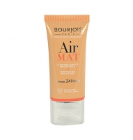 BOURJOIS Paris Air Mat Foundation SPF10 Cosmetic 30ml Shade 03 Light Beige Makiažo pagrindas veidui