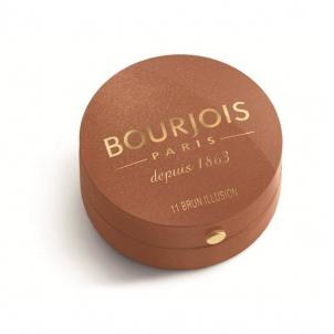 BOURJOIS Paris Blush Cosmetic 2,5g 11 Brown Illusion Skaistalai veidui