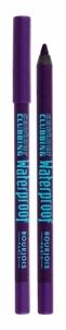 BOURJOIS Paris Contour Clubbing Waterproof Eye Pencil Cosmetic 1,2g 47 Purple Night Akių pieštukai ir kontūrai