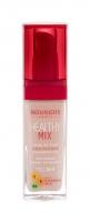 BOURJOIS Paris Healthy Mix 50,5 Light Ivory Anti-Fatigue Foundation Makeup 30ml Makiažo pagrindas veidui