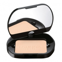 BOURJOIS Paris Silk Edition Compact Powder Cosmetic 9,5g 53 Golden Beige Pulveris pa seju