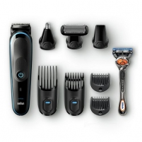 BRAUN MGK5080 9in1 multi kirptuvas Hair clippers