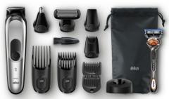 BRAUN MGK7020 10in1 Wet&Dry multi kirptuvas Hair clippers