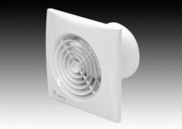 Buitinis ventiliatorius Silent 100CRZ Silver 230V Ventilācijas sistēmas