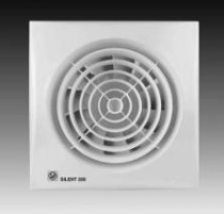 Buitinis ventiliatorius Silent 200CZ 230V Ventilācijas sistēmas