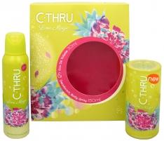 C-THRU Lime Magic (rinkinys) Kvepalai moterims