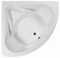 C411000000 TRIANGLE 150x150, akrilinė vonia