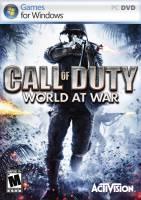 Call of Duty: World at War (5) PC EN Žaidimų konsolės ir priedai