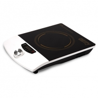 Camry CR 6505 Induction cooker, LCD display, Timer, Power 1500W Įmontuojamos kaitlentės