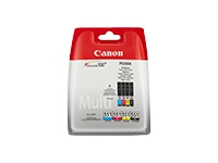 CANON CLI-551 C/M/Y/BK MultiPack blister Toners and cartridges