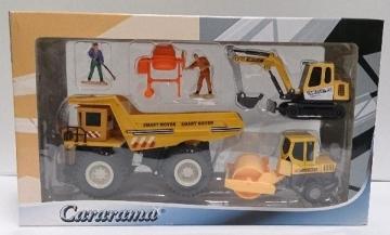 Cararama sunkvežimis 122ND Rotaļlietas zēniem