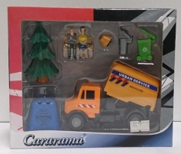 Cararama sunkvežimis 124ND Toys for boys