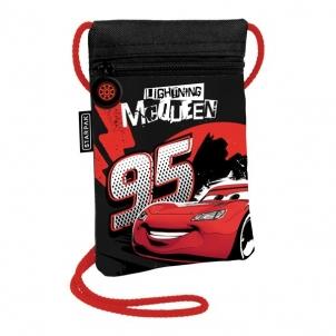Cars McQueen 5019 Vaikiška piniginė Maki/gadījumos