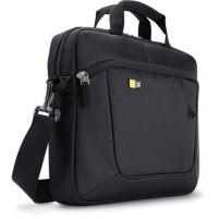 """Case Logic AUA311 Laptop and iPad Slim Case for 11.0""""/ Polyester / Black/ For (29.0 x 2.3 x 21 cm)"""