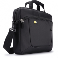 "Case Logic AUA314 Laptop and iPad Slim Case for 14.1""/ Polyester / Black/ For (34.3 x 3.0 x 24.3 cm)"