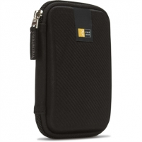 Case Logic EHDC101K EVA External Harddrive Case, small (8.5 x 2.4 x 12.5cm), black