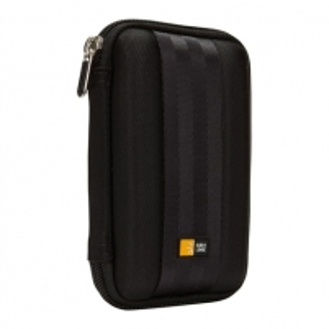 Case Logic QHDC101K EVA External Harddrive Case, small (8.3 x 2.0 x 13.2cm), black Krepšiai ir dėklai