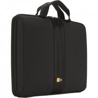 Case Logic QNS-111 Laptop Shuttle for 11.0''/ EVA-Nylon/ Black/ For (30.0 x 2.0 x 21.8cm)