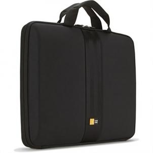 Case Logic QNS-113 Laptop Sleeve for 13''/ EVA-Nylon/ For (32.5 x 2.0 x 25.0cm)/ Black