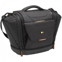 Case Logic SLRC203 SLR Camera bag/ Nylon & EVA/ Black/ For (20.3 x 24.3/17.0 x 16.6cm)