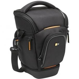Case Logic SLRC206 SLR Camera/Laptop Backpack/ Nylon Woven/ Black/ For (31.0 x 22.5 x 47.5cm) Foto krepšiai