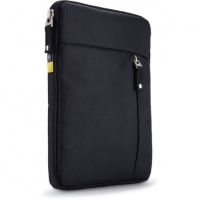 Case Logic TS108 Tablet Sleeve + pocket for 7''-8'' / Nylon/ Black Somas un makstis