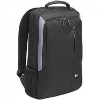 Case Logic VNB217 Notebook Backpack For up to 17.0''/ Polyester & Nylon/ Black/ For (30 x 4.4 x 41cm)
