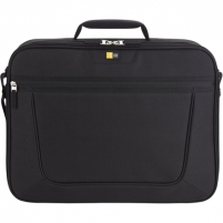Case Logic VNCI217 Laptop Briefcase for 17''/ Polyester/ Black/ For (41.7x4.4x30 cm) Bags and holsters
