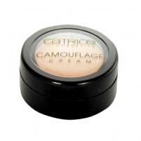 Catrice Camouflage Cream Cosmetic 3g 025 Rosy Sand Maskuojamosios priemonės veidui