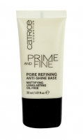 Catrice Prime And Fine Pore Refining Anti-shine Base Cosmetic 30ml The measures cover facials