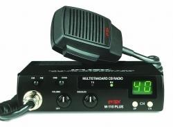 CB radijas Intek M-120 plus AM/FM