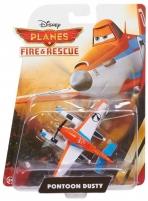 Lėktuvas CBK60 / CBK59 Mattel Planes PONTOON DUSTY Lėktuvai vaikams